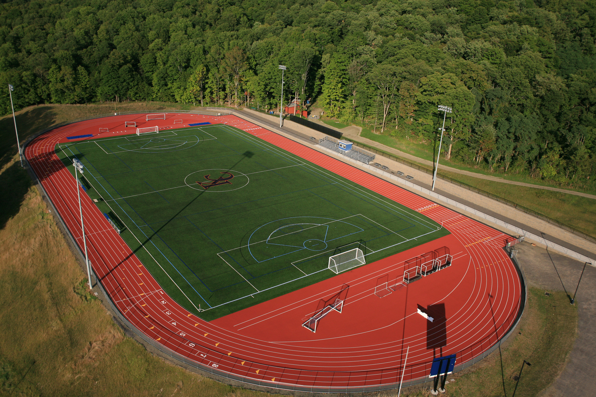 Running Track Companies | Running Track Surfaces