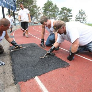 cTrack Surface Patching